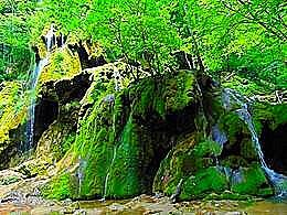 diaporama pps Gorges de Nera Cascade Beusnita