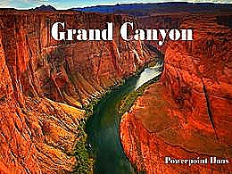 diaporama pps Grand Canyon