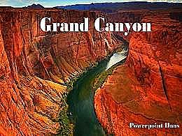 diaporama pps Grand Canyon