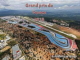 diaporama pps Grand prix de France 2018