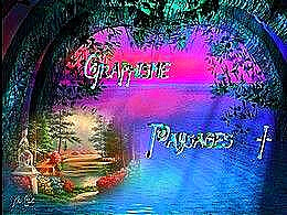 diaporama pps Graphisme paysages I