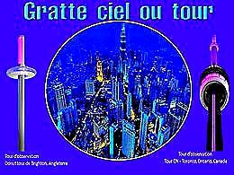 diaporama pps Gratte-ciel ou tour