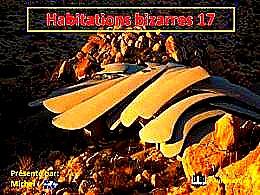 diaporama pps Habitations bizarres 17