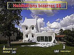 diaporama pps Habitations bizarres 18