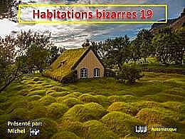 diaporama pps Habitations bizarres 19
