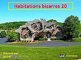 diaporama pps Habitations bizarres 20