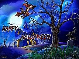diaporama pps Happy Halloween