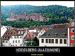 diaporama pps Heidelberg – Allemagne