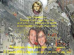 diaporama pps Hommage à Vicky et Alexis