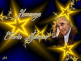 diaporama pps Hommage Charles Aznavour