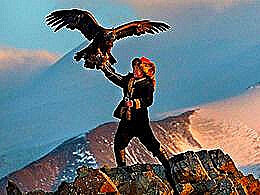 diaporama pps Hunting with eagles – Mongolia