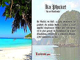 diaporama pps Île de Phuket Thaïlande