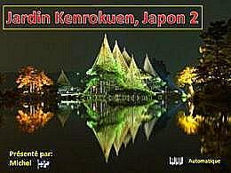 diaporama pps Jardin Kenrokuen Japon 2