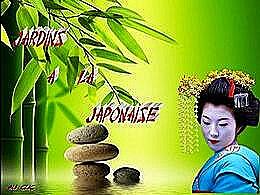 diaporama pps Jardins à la japonaise