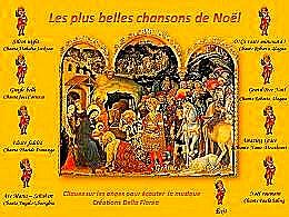 diaporama pps Chansons de Noël – 2018