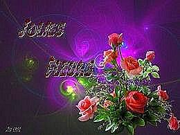 diaporama pps Jolies fleurs