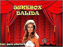 diaporama pps Jukebox Dalida