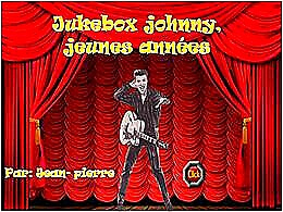 diaporama pps Jukebox Johnny jeunes années