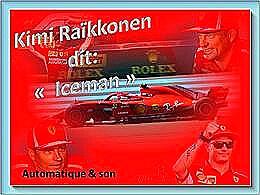 diaporama pps Kimi Raikkonen