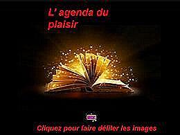 diaporama pps L'agenda du plaisir