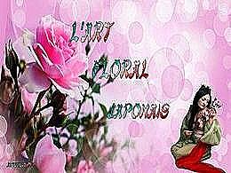 diaporama pps L'art floral japonais