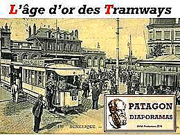diaporama pps L'âge d'or des tramways