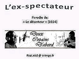 diaporama pps L'ex spectateur