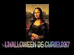 diaporama pps L'Halloween de Curieux57