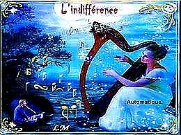 diaporama pps L'indifférence – Gilbert Bécaud