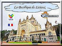 diaporama pps La basilique de Lisieux