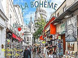 diaporama pps La bohème