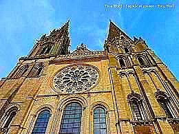 diaporama pps Cathédrale Notre-Dame de Chartres