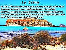 diaporama pps La Crète