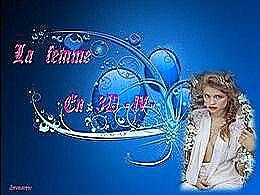 diaporama pps La femme en 3d iV
