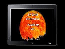 diaporama pps La lune dans le monde