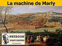 diaporama pps La machine de Marly