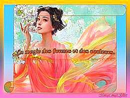 diaporama pps La magie des formes et des couleurs