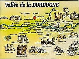 diaporama pps La majestueuse vallée de la Dordogne