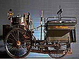 diaporama pps La Marquise – Première automobile au monde