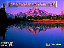 diaporama pps La nature dans son miroir 16