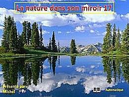 diaporama pps La nature dans son miroir 17