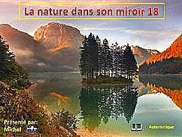 diaporama pps La nature dans son miroir 18