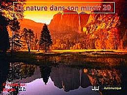 diaporama pps La nature dans son miroir 20