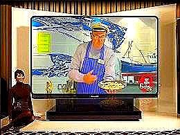 diaporama pps La raie du poissonnier