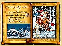 diaporama pps La reine des neiges