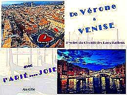 diaporama pps Lacs italiens 3ème volet de Vérone à Venise