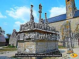diaporama pps Le calvaire de Tronoën – Finistère