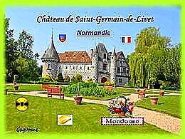 diaporama pps Château de Saint-Germain-de-Livet