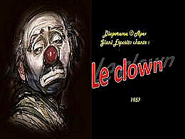 diaporama pps Le clown