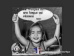 diaporama pps Le français est une langue qui résonne